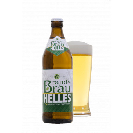 Brandy Bräu Helles